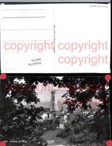 460126,Fribourg Freiburg Teilansicht Kirche Bau Turm