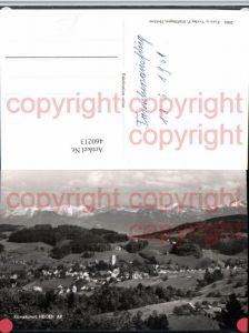 460213,Heiden Totale Bergkulisse Kt Appenzell