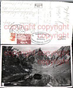 460215,Seealpsee See b. Schwende Bergkulisse Kt Appenzell