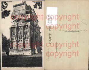 464168,Orange Arc de Triomphe Cote Est Statue Monument