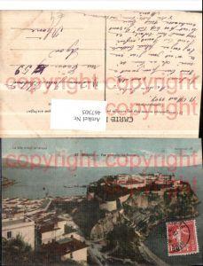 467305,Monaco Vue generale Le Rocher Totale