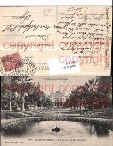467310,Monaco Monte-Carlo Casino et les Jardins