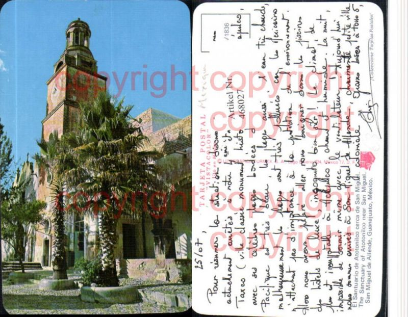 468027,Mexico Guanajuato Sanctuary of Atotonilco near San Miguel