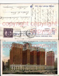 468086,Illinois Chicago Michigan Boulevard Stevens Hotel