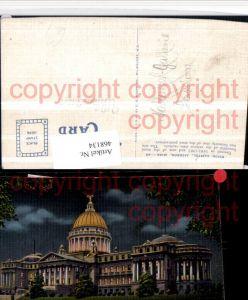 468134,Mississippi Jackson State Capitol Kapitol Gebäude