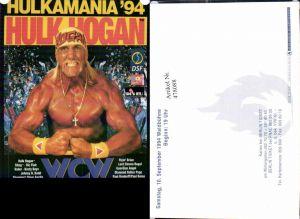 478088,Sportler Hulk Hogan Wrestler WCW Hulkmania 1994