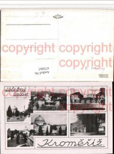 475065,Kromeriz Kremsier Kirche Mehrbildkarte