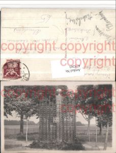 475243,Foto AK Litomysl Leitomischl Denkmal Monument