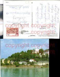 476274,Ottensheim an d. Donau Schloss pub Alpine Luftbild 3413