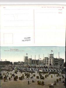 480753,Netherlands Den Haag Scheveningen Strand Strandleben Hotel