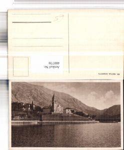 480770,Montenegro Kotor Sv. Matija Dobrota Kirche