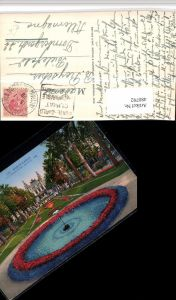 480792,Monaco Monte-Carlo Le Casino et les Jardins Garten