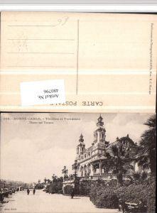 480796,Monaco Monte-Carlo Theatre et Terrasses Theater