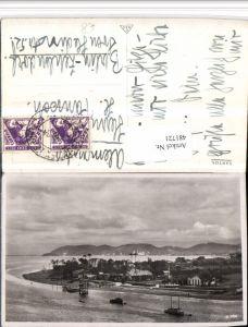 481721,Brazil Santos Teilansicht Strand