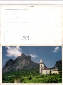 481726,Brazil Rio de Janeiro Pedra da Gavea Kirche
