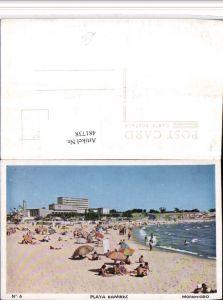 481738,Uruguay Montevideo Playa Ramirez Strandleben Strand