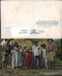 479890,Indianer Cholo Indians Chor Cha Mountains Chiriqui Panama