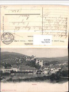 481878,Aarburg Totale m. Festung Kt Aargau
