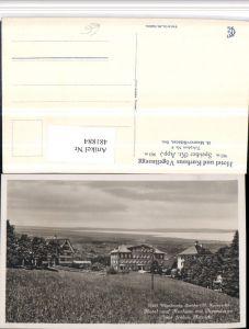 481884,Vögelinsegg Hotel u. Kurhaus Speicher Kt Appenzell