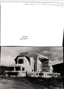 482223,Fotokarte Dornach Goetheanum Gebäude