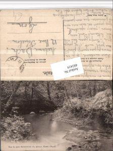 482419,Vaud Gland Vue du parc Sanatorium du Leman Partie Kt Waadt