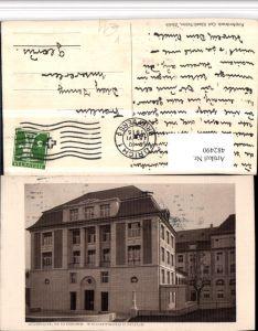 482490,Zürich Höhere Töchterschule Schule Gebäude pub Künzli-Tobler