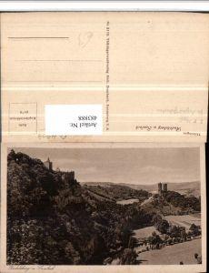 483888,Rudelsburg m. Saaleck b. Bad Kösen