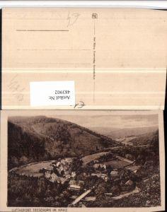 483902,Treseburg im Harz Totale