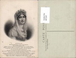 487245,Josephine Frau Napoleon Kaiserin v. Frankreich Adel Monarchie