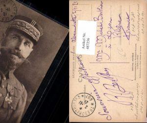 487256,Politiker General Gouraud Frankreich Militär
