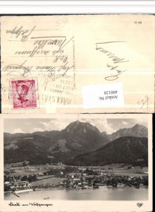 490128,Strobl am Wolfgangsee Totale Bergkulisse pub Cosy