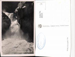 490143,Liechtensteinklamm Klamm b. St. Johann Kesselfall Wasserfall