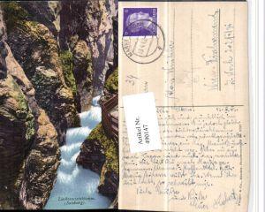 490147,Liechtensteinklamm Klamm b. St. Johann pub Purger & Co 9787