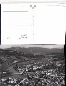 495379,Aarburg Totale Fliegeraufnahme Kt Aargau