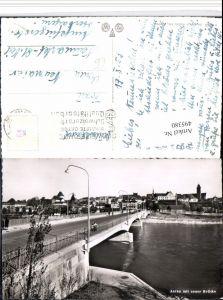 495380,Aarau Teilansicht Brücke Kt Aargau