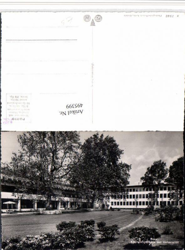495399,Basel Kollegiengebäude der Universität