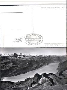 495479,Brienzer Rothorn b. Brienz Brienzersee Bergkulisse Kt Bern