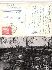 495485,Bern Teilansicht