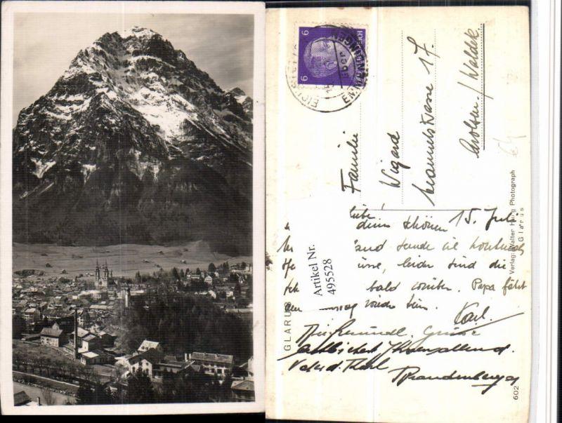 495528,Glarus Totale Bergkulisse