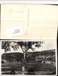 495620,Pargots et les Brenets Totale Grenze Kt Neuenburg