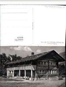 495624,Geburtshaus des Hl. Nikolaus von der Flüe Kt Nidwalden