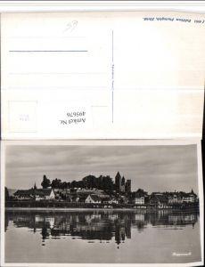 495676,Rapperswil Teilansicht Kt St Gallen