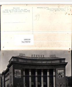 493889,Estonia Tallinn Kinotheater Söprus Gebäude