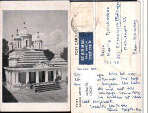 496283,India Puri Jatiababa Ashram Tempel