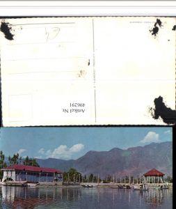 496291,India Jammu and Kashmir Nehru Park Bergkulisse