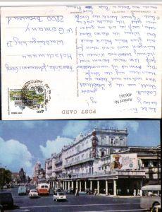 496361,India Calcutta Kalkutta Chowringhee Straßenansicht