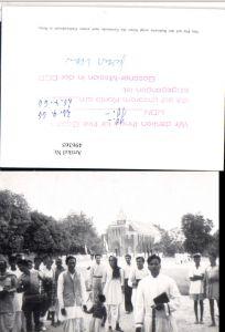 496365,India Jharkhand Burju Nach dem Gottesdienst Typen Kirche