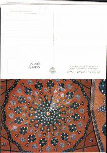 496370,Iran Isfahan Esfahan Glazed Tiles of Chahar Bagh School Decke