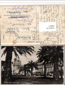 496617,Argentina Buenos Aires Paseo Colon Palmen