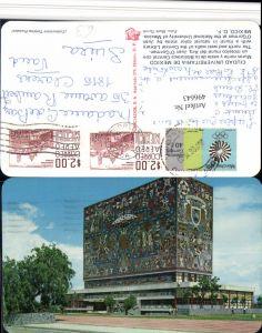 496643,Mexico City Ciudad Universitaria Universität Bibliothek